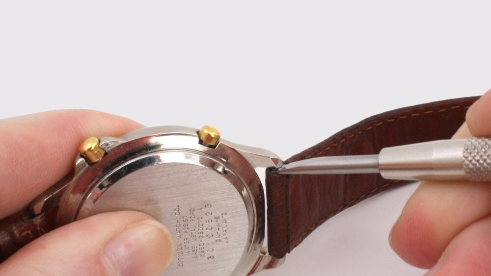 Watch Band Replacement: Comprehensive Steps