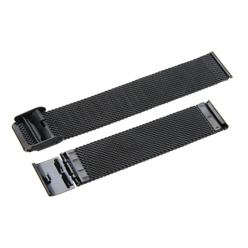 Stainless Steel Mesh Watch Band with Adjustable Clasp 6