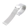 Stainless Steel Mesh Watch Band with Adjustable Clasp 23