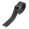 Stainless Steel Mesh Watch Band with Adjustable Clasp 24
